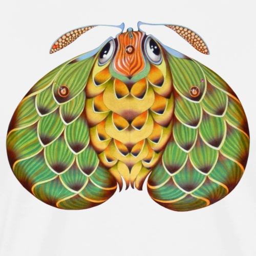 The hop moth - Maglietta Premium da uomo
