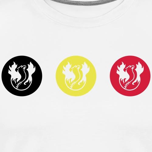 Belge Phoenix MSG - T-shirt Premium Homme
