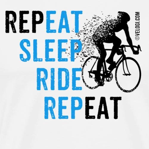Eat Sleep Ride Repeat Road bike b