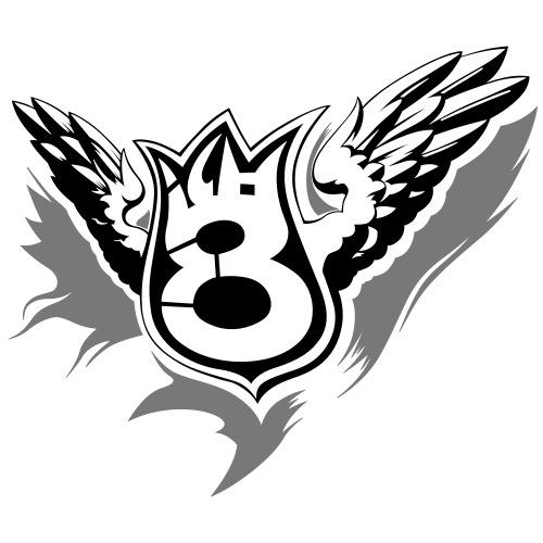 Logo Ich Troje z płyty Ósmy Obcy Pasażer - Koszulka męska Premium