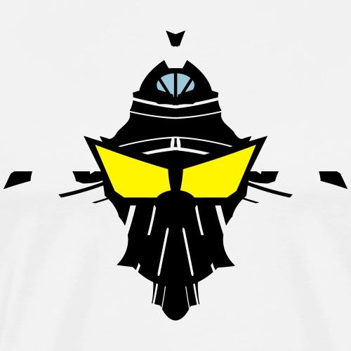 soundbuster Captain - Männer Premium T-Shirt