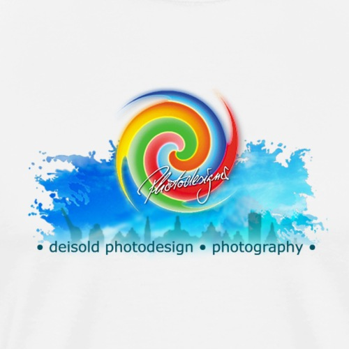deisold photodesign photography Lüneburg - Männer Premium T-Shirt