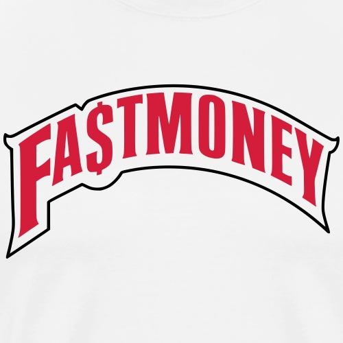fastmoney - Männer Premium T-Shirt