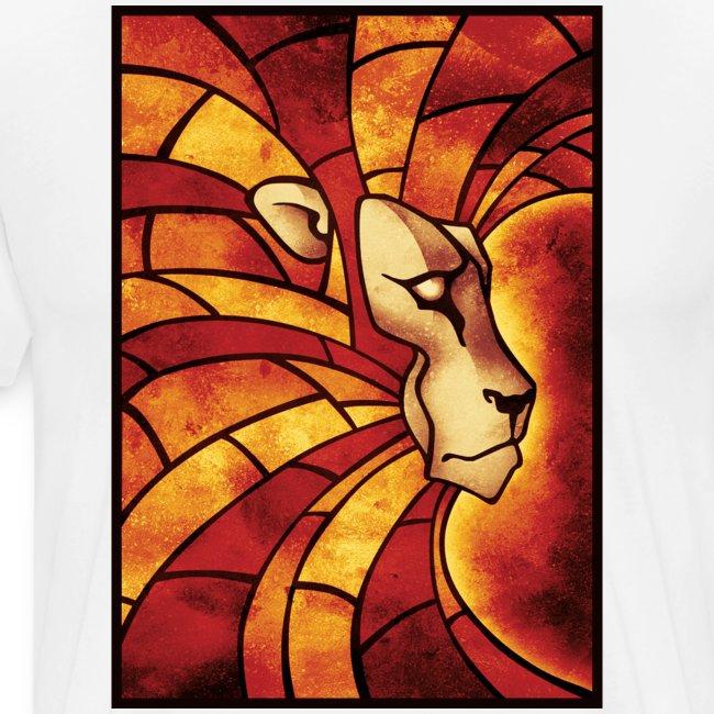 Lion of Judah Mosaik