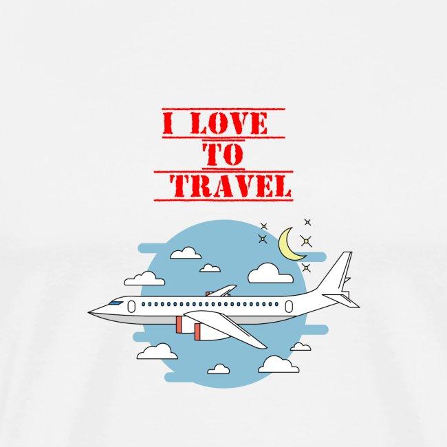 I Love To Travel