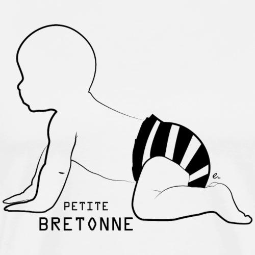 Petite Bretonne - T-shirt Premium Homme