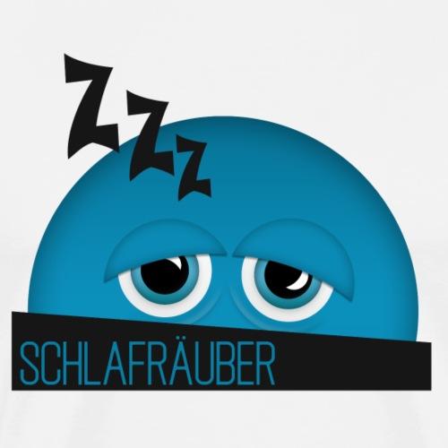 emmilino Schlaf blau - Männer Premium T-Shirt