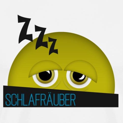 emmilino Schlaf gelb - Männer Premium T-Shirt