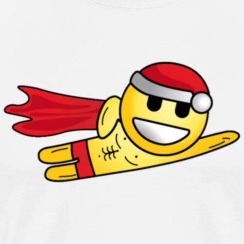Captain Noel HD - T-shirt Premium Homme