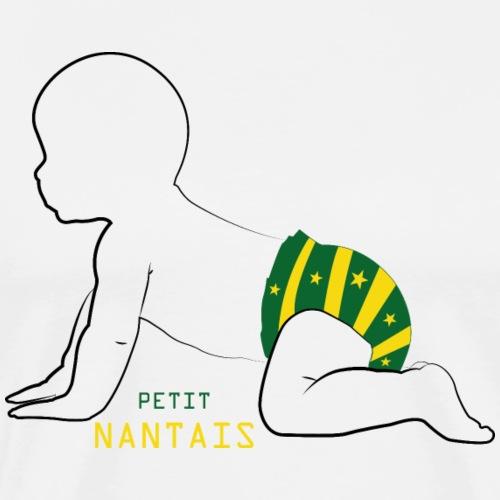 Petit Nantais - T-shirt Premium Homme