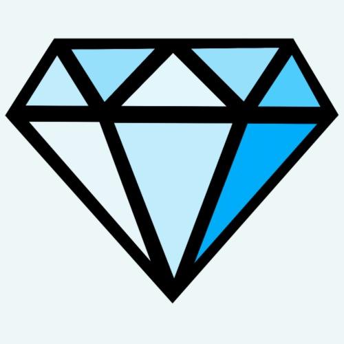 FCTimantti logo ilman tekstia - Miesten premium t-paita