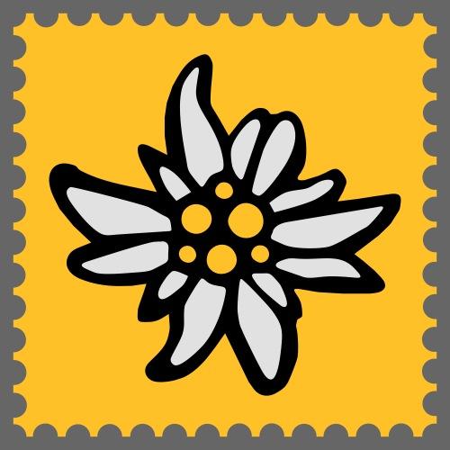Briefmarke Edelweiss