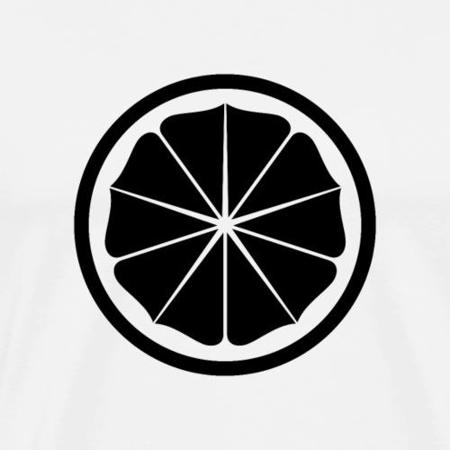 Seishinkai Karate Kamon in black - Men's Premium T-Shirt