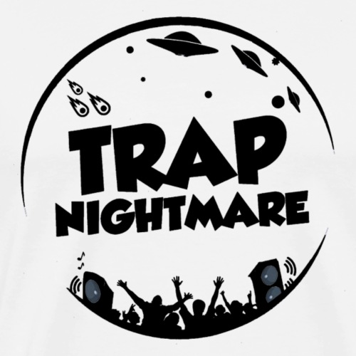 Trap Nightmare 6/6s - Mannen Premium T-shirt