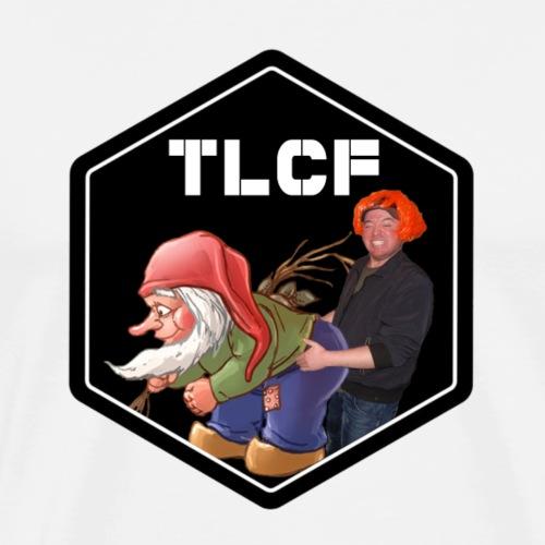CHACHA FUCK chouffe tlcf png - T-shirt Premium Homme