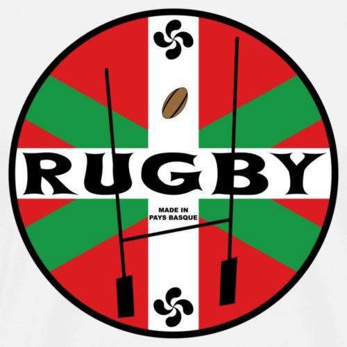R. Sport Basque - T-shirt Premium Homme