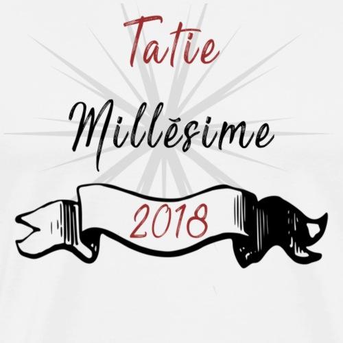 Tatie Millésime 2018 - T-shirt Premium Homme