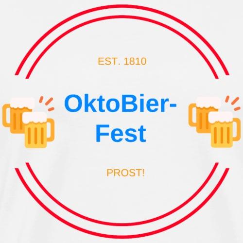 OktoBierFest - Männer Premium T-Shirt