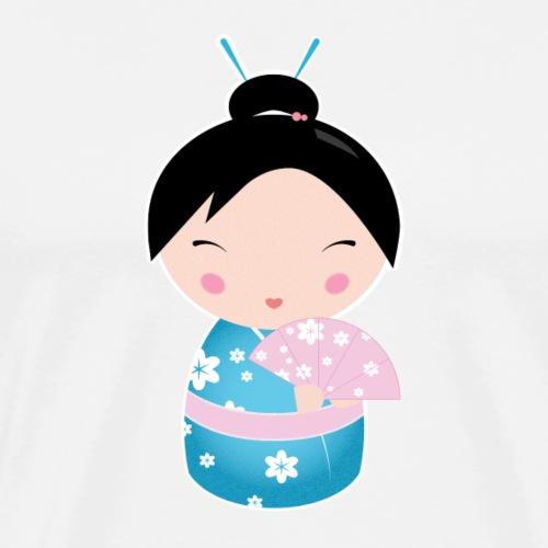 Kokeshi Doll 001