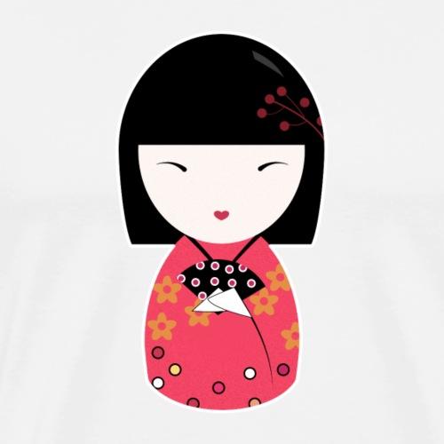 Kokeshi Doll 002