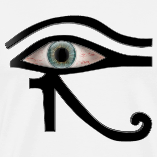 L'oeil d'Horus - T-shirt Premium Homme