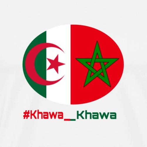 Khawa Khawa Design - T-shirt Premium Homme