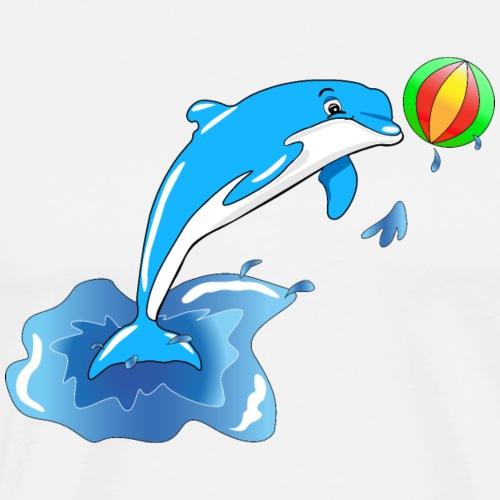 delfin - Männer Premium T-Shirt