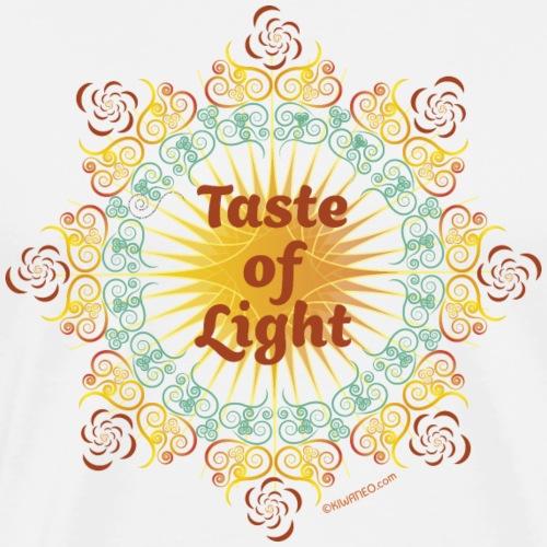 Kiwaneo - Taste of Light - Männer Premium T-Shirt