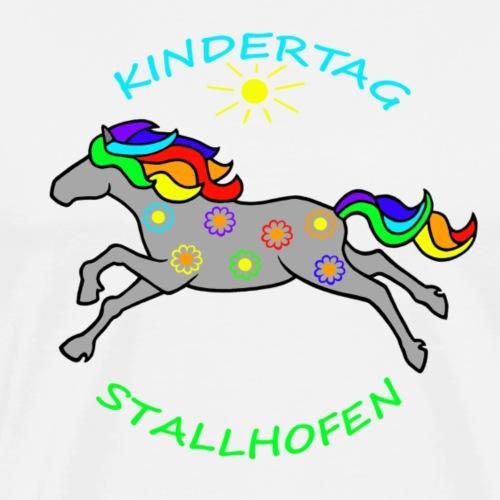 Kindertag Stallhofen - Männer Premium T-Shirt