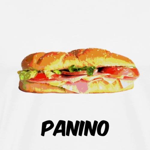 PANINO - Maglietta Premium da uomo