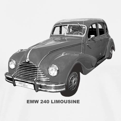 EMW 340 Limousine DDR Eisenach AWE - Männer Premium T-Shirt