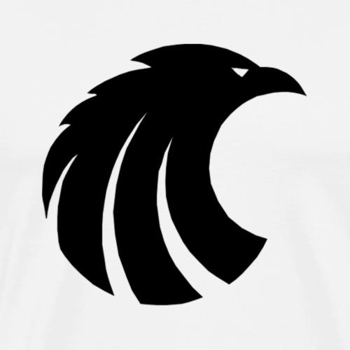 black eagle! - Premium-T-shirt herr