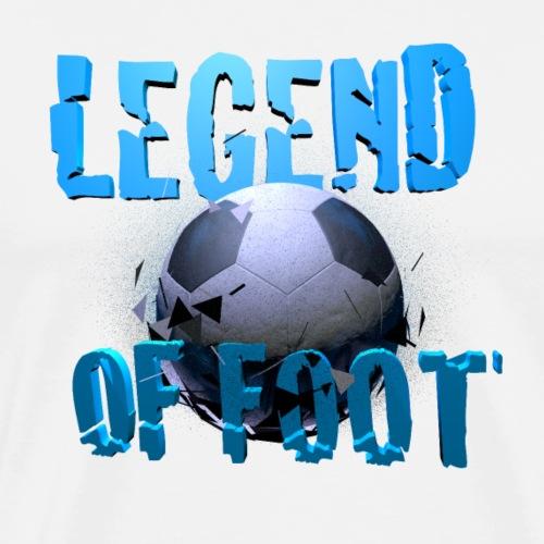 LEGEND OF FOOT - T-shirt Premium Homme