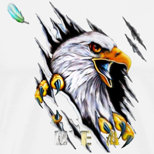 L'aigle de la Team OMEGA - T-shirt Premium Homme