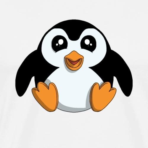 Gérald, le pingouin - T-shirt Premium Homme