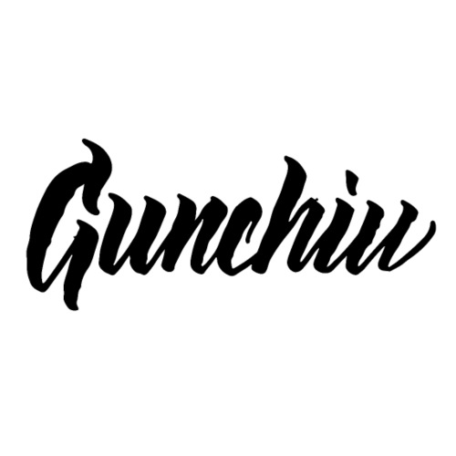 Gunchiu - Gonfio #siculigrafia - Maglietta Premium da uomo