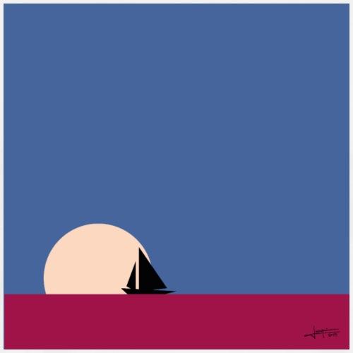 Oh mon bateau ! - T-shirt Premium Homme
