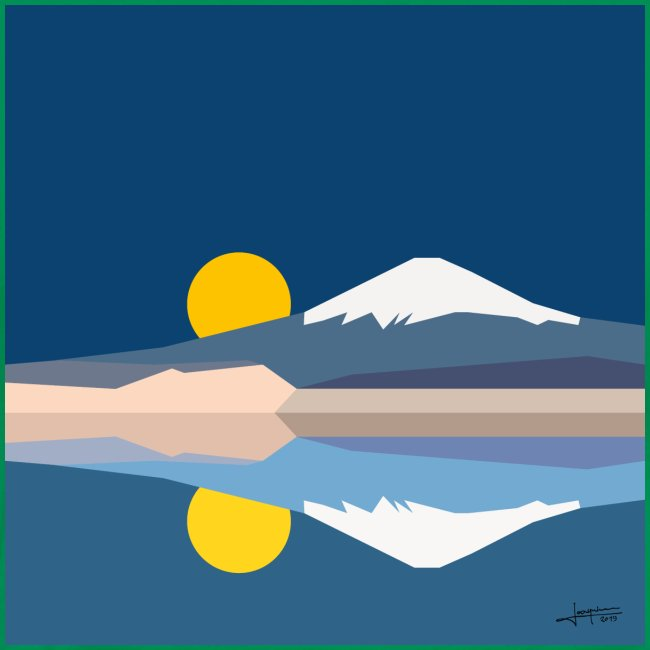 Mon Fuji