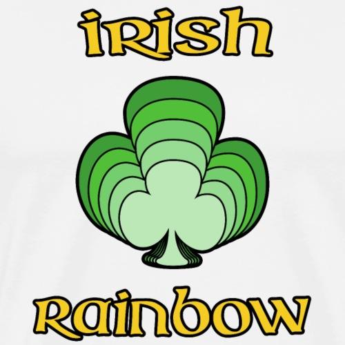 Irish rainbow - T-shirt Premium Homme