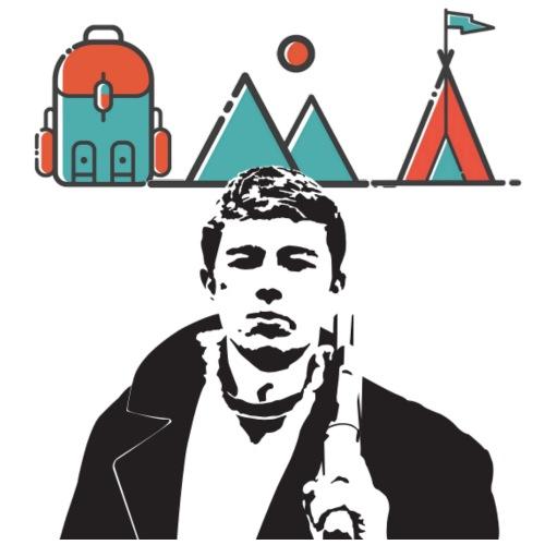 Survivalisme - Bushcraft - Survivaliste - T-shirt Premium Homme