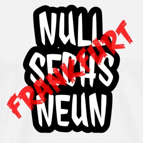 FRANKFURT RED - Männer Premium T-Shirt