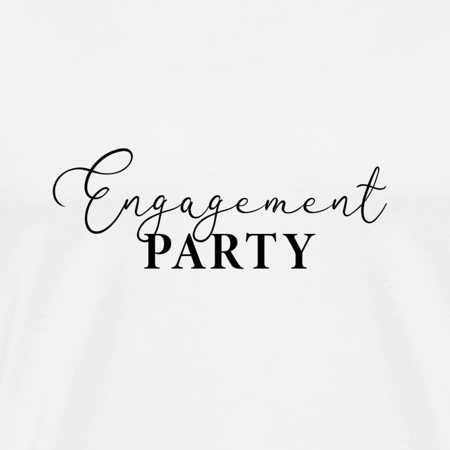 Engagement party, wedding, betrothing, bride