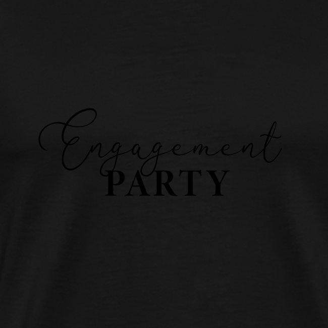 Engagement party, wedding, betrothing, bride