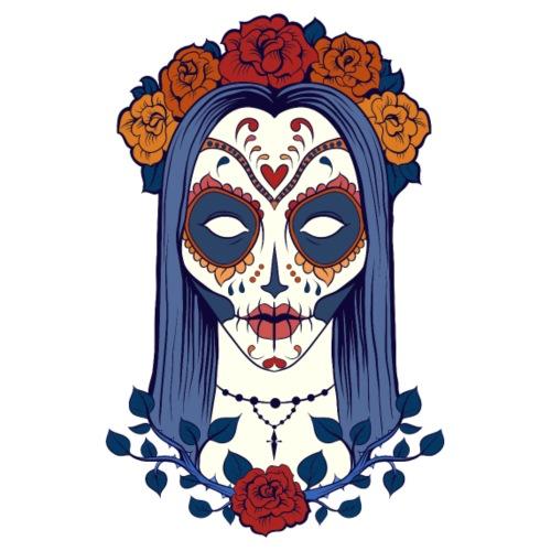Skull 4 - Maglietta Premium da uomo