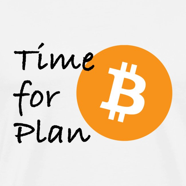 Time for Plan B = Bitcoin