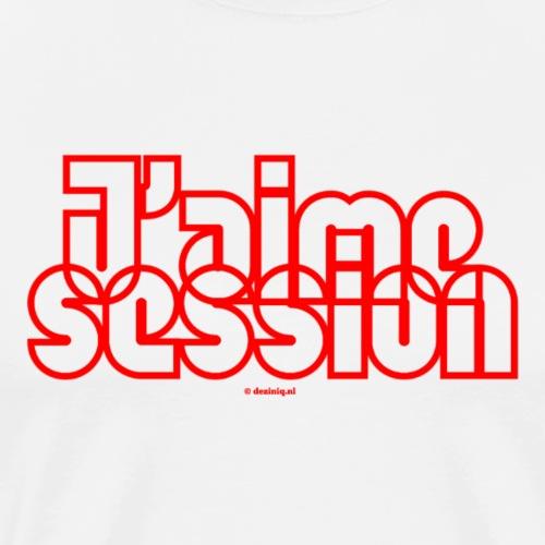 J'aime Session - Mannen Premium T-shirt