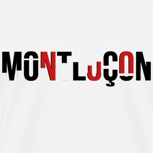 Montluçon made in Auvergne & Allier - T-shirt Premium Homme