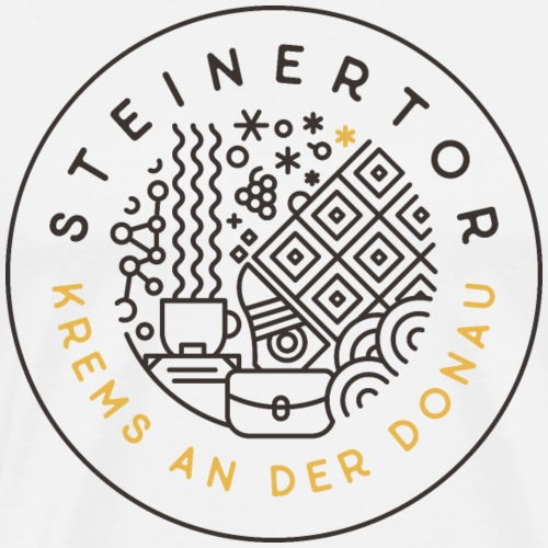 Steinertor - Männer Premium T-Shirt