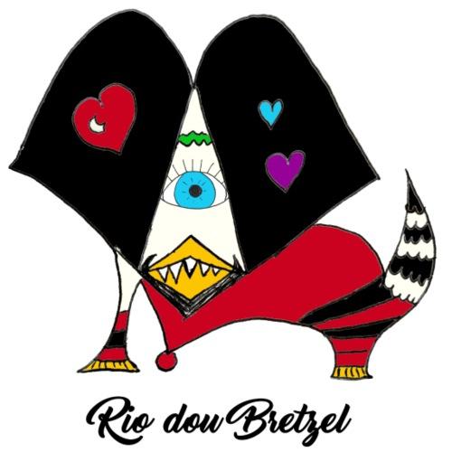 Rio dou Bretzel - T-shirt Premium Homme
