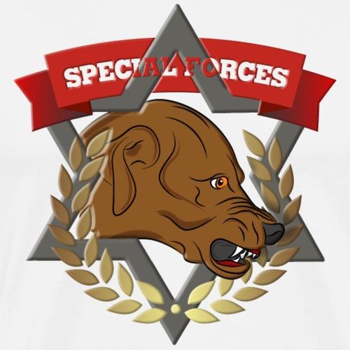 SPECIAL FORCES - Männer Premium T-Shirt